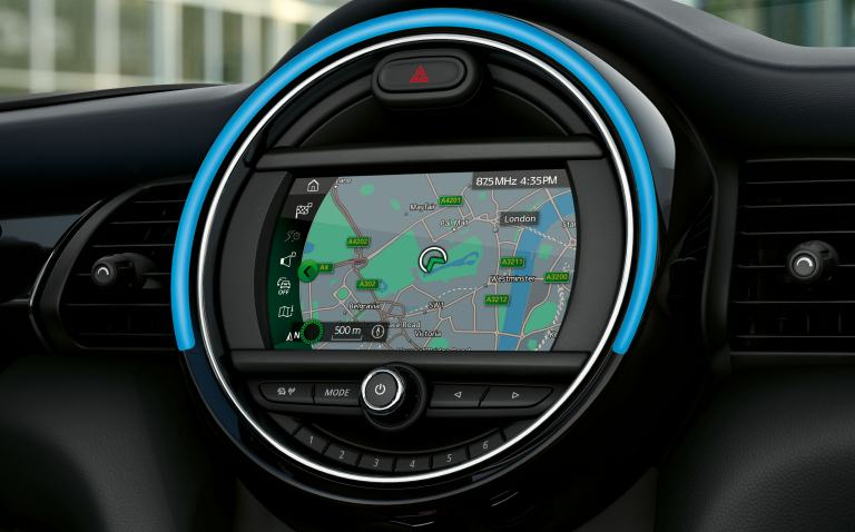 MINI CONNECTED NAVIGATION