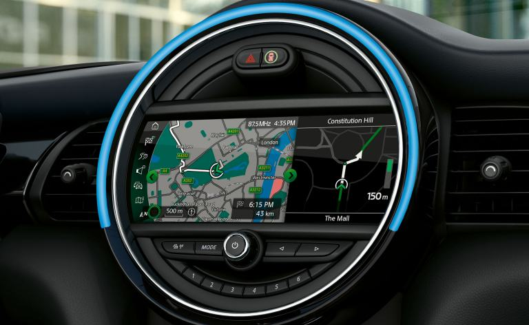 MINI CONNECTED NAVIGATION PLUS